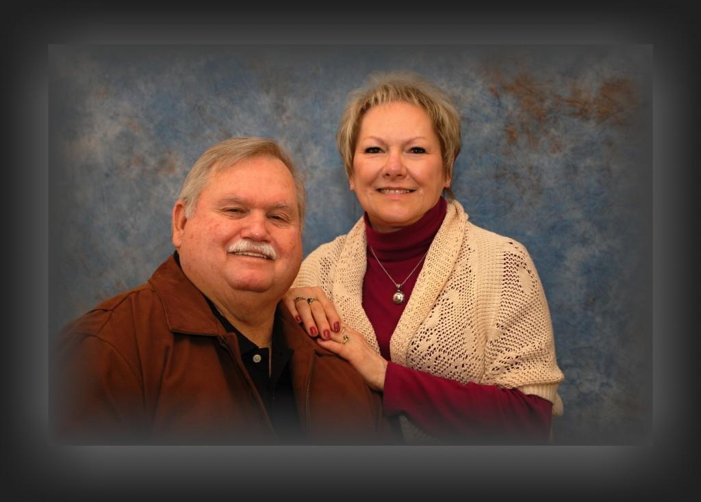 Terry (Deacon)  & Chrarlynn Reed